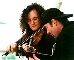 Martin Hayes with Dennis Cahill