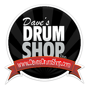 Dave's Drum Shop Inc Logo